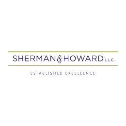 Logo: Sherman & Howard