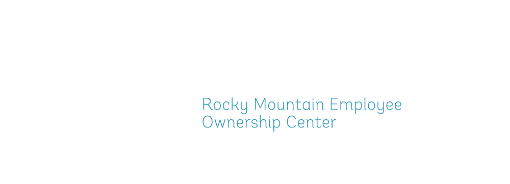 Rocky Mountain Employee Ownership Center text within logo