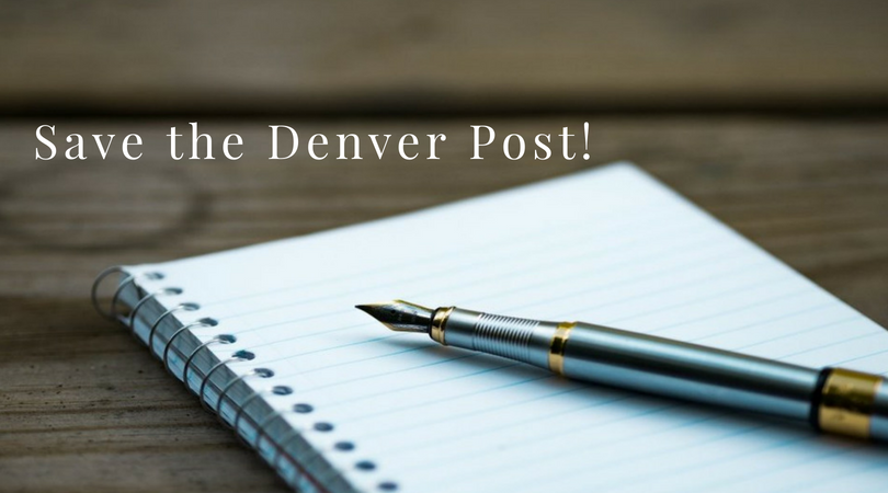 Save the Denver Post